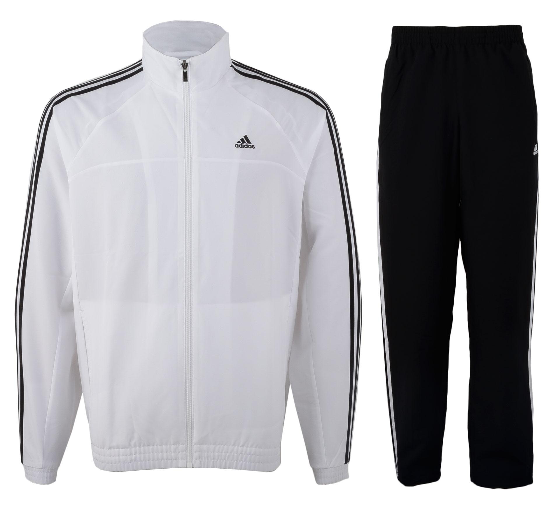 Adidas Essentials 3Stripe Woven laagste prijs? Vergelijk
