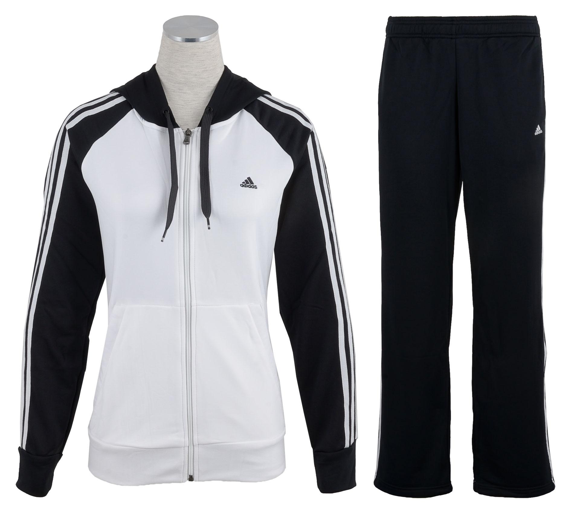 Adidas Young Knit Trainingspak D... laagste prijs? Vergelijk ...