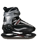 Afbeelding Nijdam IJshockeyschaats Sr (semi-softboot)