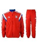 Afbeelding Adidas FC Bayern M�nchen Presentatie Trainingspak Heren (Outlet Shop)